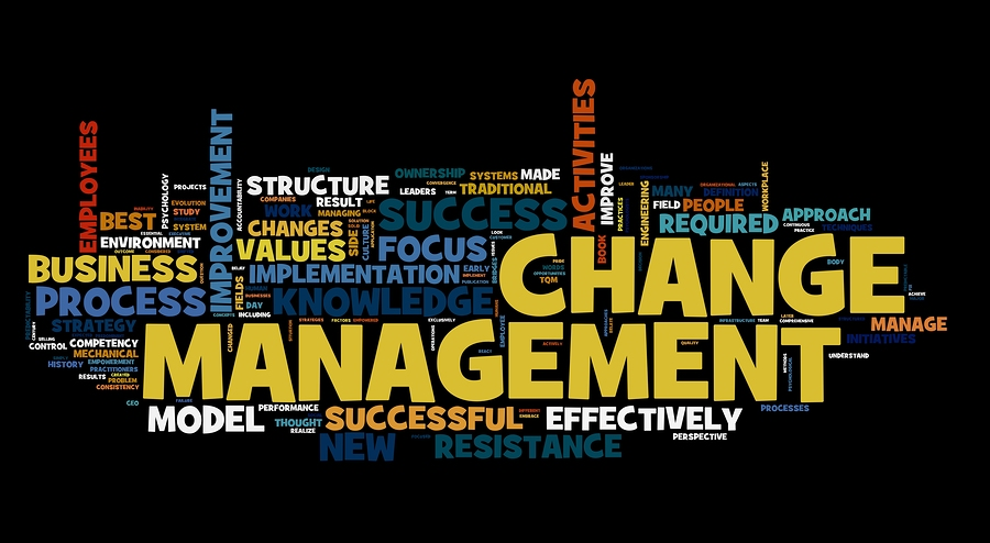 manage change Be intentional about the changes you make if you initiate change just for the sake of change, it will be challenging for you to get support from your leaders, employees, and clients have a good reason for each change and be able to explain those reasons clearly to your organization keep your.