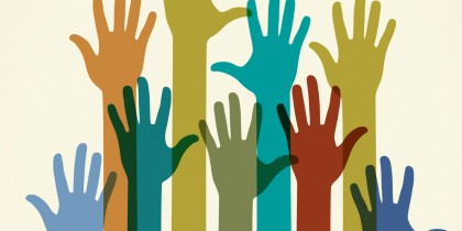 bigstock-Colorful-raised-hands-The-con-45953353